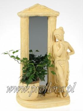 dekoracja kwiatowa lustro duże od Proflory