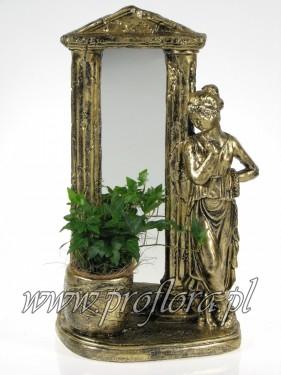 lustro duże dekoracja kwiatowa - producent Proflora