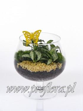 dekoracja kwiatowa kielich mały - od producenta