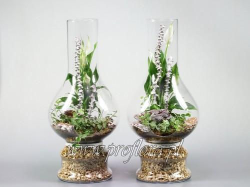 nafta duża dekoracja kwiatowa - Proflora